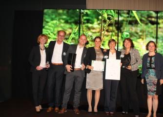Hospitality HR-Award 2014 für das Nells Park Hotel in Trier