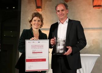 """Personalführung NEU gedacht: Nells Park Hotel in Trier ist """"Attraktiver Arbeitgeber in Rheinland-Pfalz"""""""