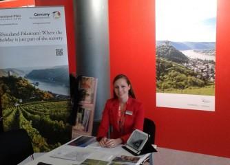 Gemeinschaftspräsentation Rheinland-Pfalz auf dem Germany Travel Mart™ 2015