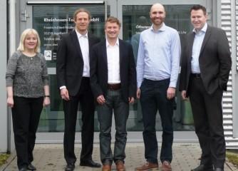 Rheinhessen-Touristik GmbH im Dialog mit der Tourismusagentur (WFB)