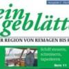 """""""R(h)eingeblättert"""" – Die neue Gästezeitung im Mittelrheintal"""