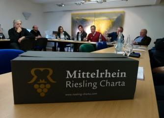 Mitgliederversammlung der Mittelrhein Riesling Charta