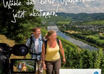 Endauswahl Siegervideos beim Wandervideo-Contest Rheinland-Pfalz