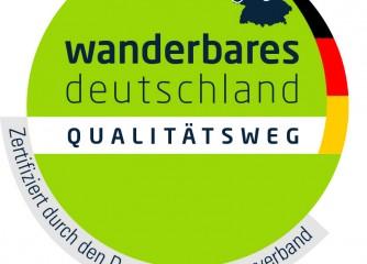 Neue Logos und Kurztouren-Zertifizierung des Deutschen Wanderverbandes