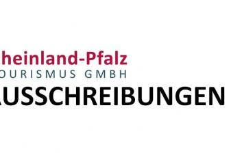 aktuelle Ausschreibungen der Rheinland-Pfalz Tourismus GmbH