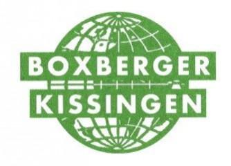 Ausschreibung des Boxberger-Preis Bad Kissingen