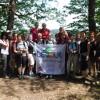 Reisebüroexpedienten von DERTOUR auf Wander-Inforeise im Westerwald und Lahntal