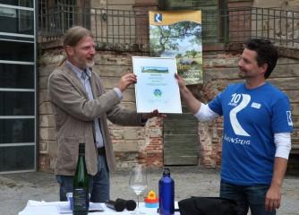 Der Rheinsteig feierte 10 jährigen Geburtstag