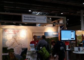 Gastlandschaften Rheinland-Pfalz auf der Wandermesse TourNatur 2015