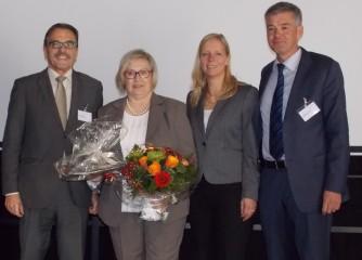 Von Anfang an dabei: Anne Hammes feiert 25-jähriges Dienstjubiläum bei der Naheland-Touristik GmbH.