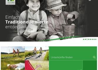 Homepage des Westerwald Touristik-Service ist jetzt auch für mobile Endgeräte geeignet