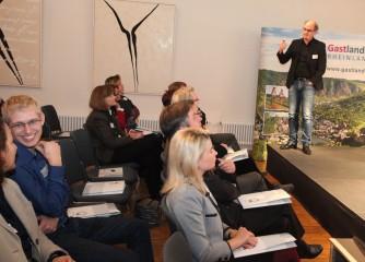 Netzwerktreffen und Erfahrungsaustausch beim zweiten rheinland-pfälzischen Qualitätszirkel von ServiceQualität Deutschland in Oberwesel