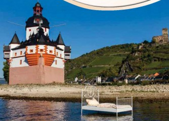 Romantischer Rhein ist startklar für 2016