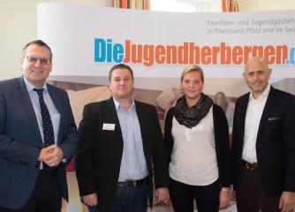 Erfolgreiches Jahr für die Rhein-Nahe-Jugendherberge Bingen
