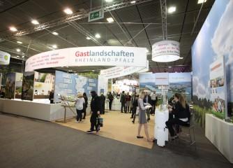 Rheinland-Pfalz präsentierte sich auf der weltweit größten Tourismusmesse ITB 2016