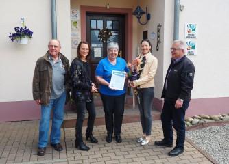 Bett+Bike-Betrieb des Monats Mai: Hotel-Pension Birnbaumhof in Schwedelbach