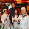 Europa- Miniköche EIFEL bei der Burgenweihnacht in Manderscheid im Einsatz