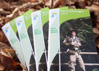 Neuer Veranstaltungskalender des Nationalparks Eifel wartet mit mehr als 1.100 Angeboten auf