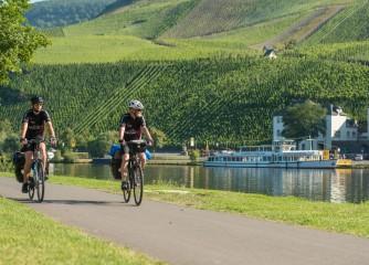 Radreiseanalyse 2017: Radurlaub rauf – CO2 runter!