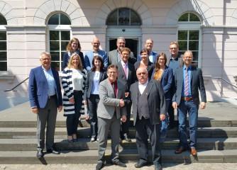 Neuer Vorstand des Romantischer Rhein e.V. gewählt