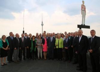 UNESCO-Geoparks: Parlamentarisches Treffen im Auswärtigen Amt