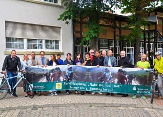 24. Rad-Erlebnistag am Sonntag, 18. Juni in Nahe.Urlaubsregion