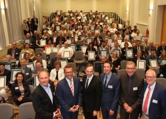 Erste gemeinsame Zertifizierungsveranstaltung ServiceQualität Deutschland und Barrierefreies RLP – Minister Wissing zeichnet 114 touristische Betriebe aus