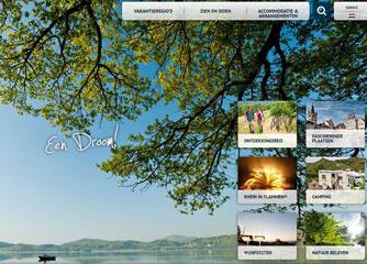 Neuer Internetauftritt für niederländische Gäste