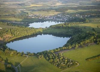 Die Dauner Maare – eines von 77 der bedeutendsten Geotope in der Bundesrepublik Deutschland erfolgreich rezertifiziert