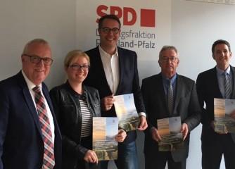 THV im Gespräch mit der SPD-Landtagsfraktion