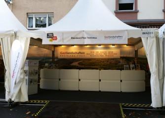 Gastlandschaften auf dem Tag der Deutschen Einheit in Mainz