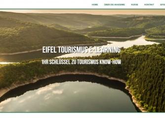 Eifel Tourismus (ET) GmbH startet mit den IHKs Aachen, Koblenz und Trier E-Learning-Plattform  für Betriebe