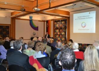 8. Rheinhessen-Konferenz: Weichenstellungen für die Zukunft