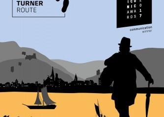 """William-Turner-Route"" erhält Designpreis!"
