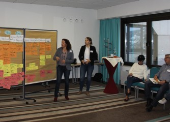 """""""Erfolgsfaktoren für den TI-Besuch chancenreicher Zielgruppen"""" beim 4. QualitätsZirkel Rheinland-Pfalz"""