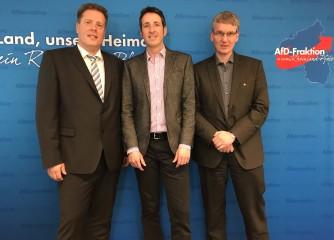 THV trifft AfD-Landtagsfraktion