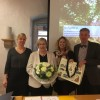 Verabschiedung von Anne Hammes in den Ruhestand