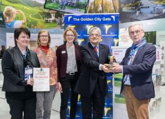 Kulturmagazin der Stadt Rockenhausen auf der ITB ausgezeichnet