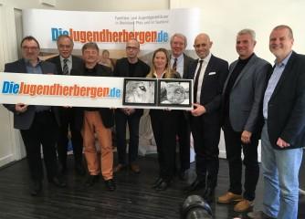 Neue, topmoderne Königsland-Jugendherberge Wolfstein eröffnet