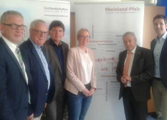 THV trifft SPD-Abgeordnete der Enquete-Kommission Tourismus