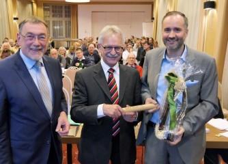 Veränderungen an der Vorstandsspitze  des Ahrtal-Tourismus Bad Neuenahr-Ahrweiler e.V.