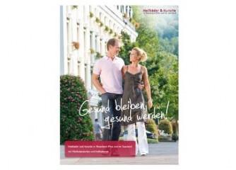 Neue Broschüre der Heilbäder und Kurorte in Rheinland-Pfalz und im Saarland erschienen