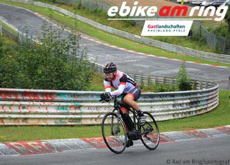 Erstes E-Bike Festival Rheinland-Pfalz am Nürburgring