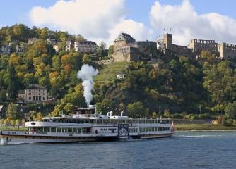 Panorama Livevideos vom Romantischen Rhein