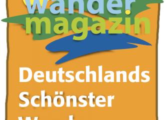 Publikumswahl zu Deutschlands schönstem Wanderweg 2019 gestartet