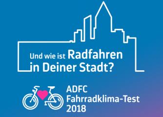ADFC Fahrradklimatest – noch bis zum 30. November abstimmen!
