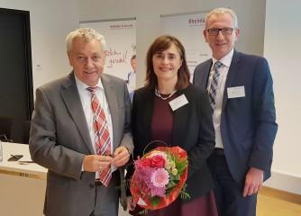 Gabriele Flach ist neue Vorsitzende des Tourismus- und Heilbäderverbandes Rheinland-Pfalz e.V.