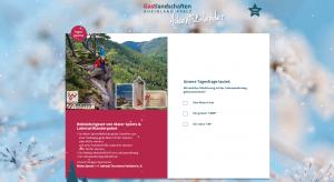 Erstes Türchen - Adventskalender Rheinland-Pfalz