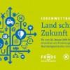 """Ideenwettbewerb """"Land schreibt Zukunft"""""""