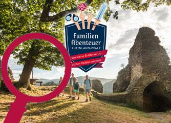 Rückblick: Familienabenteuer Rheinland-Pfalz